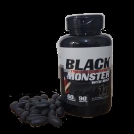 2 x Tribulus Terrestris - Black Monster - com Maca - 1000 mg - 90 caps - Super Nutrition