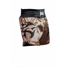 Shorts Muay Thai Cetim TRIBAL - Rudel