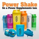 Coqueteleira Power Shake 400ml - Power Supplements